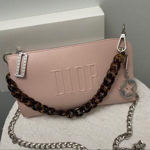 Dior Beauty Crossbody with keychain